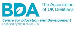 BDA CED logo