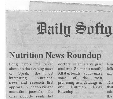 Top Nutrition News Headlines 4 Dec – A Nutrilicious digest