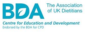 BDA CPD endorsed logo
