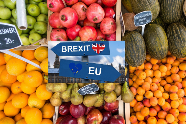 Brexit: Politics and our plates