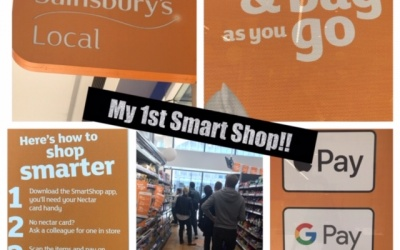 My first SMART SHOP ever!