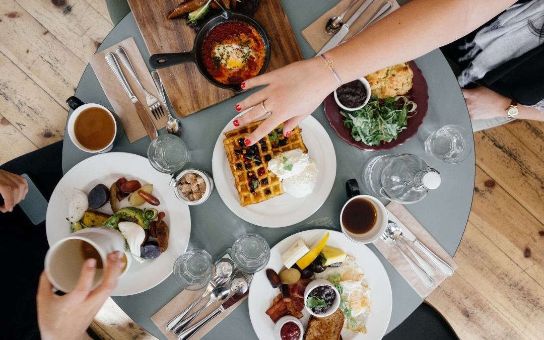 Showing restaurant menu's calorie content can help lower intake: Nutrilicious News Digest